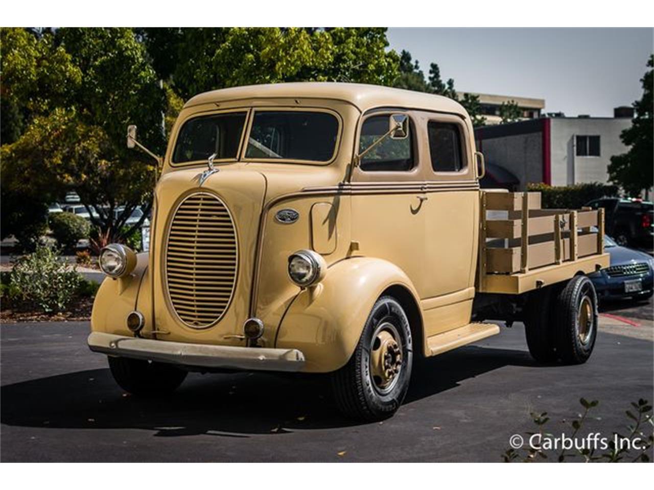 1938 Ford Coe For Sale Classiccars Com Cc 1131186