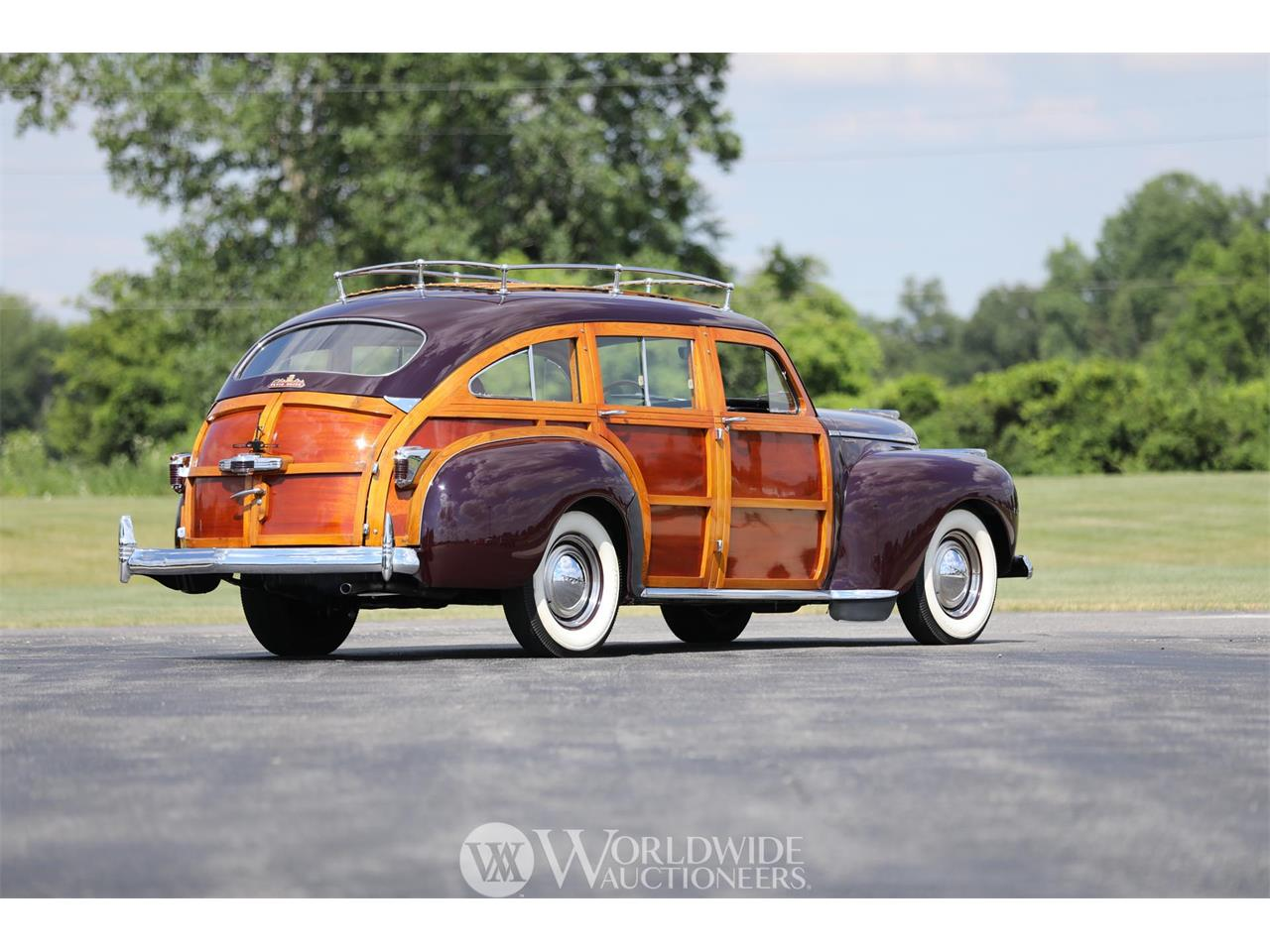Picture of '41 Town & Country - O80A
