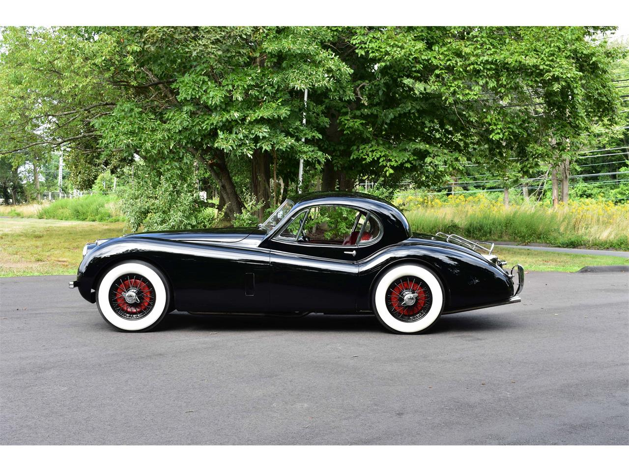 Large Picture of '53 XK120 - O8UV