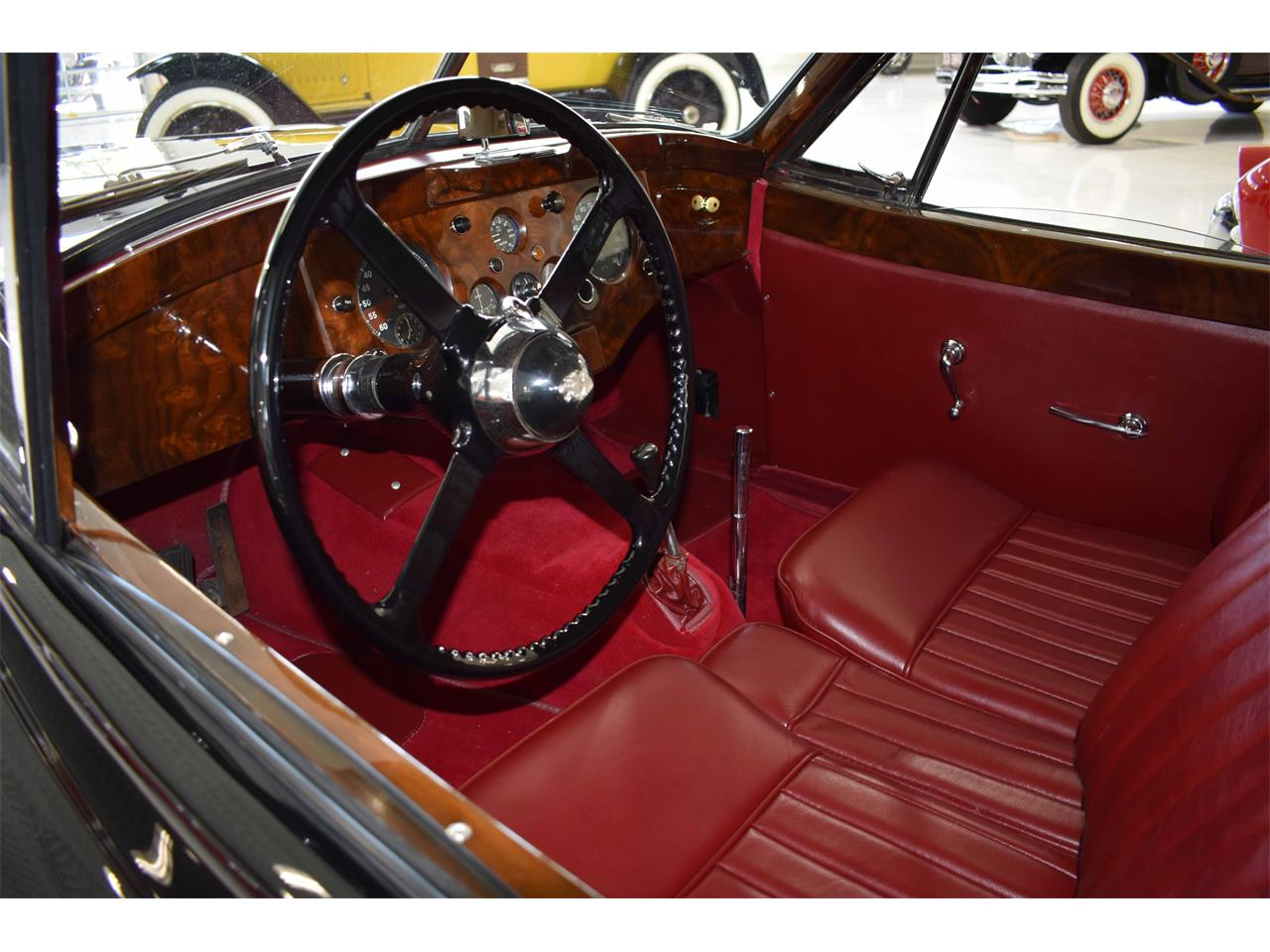 Large Picture of '54 XK120 - O8UV