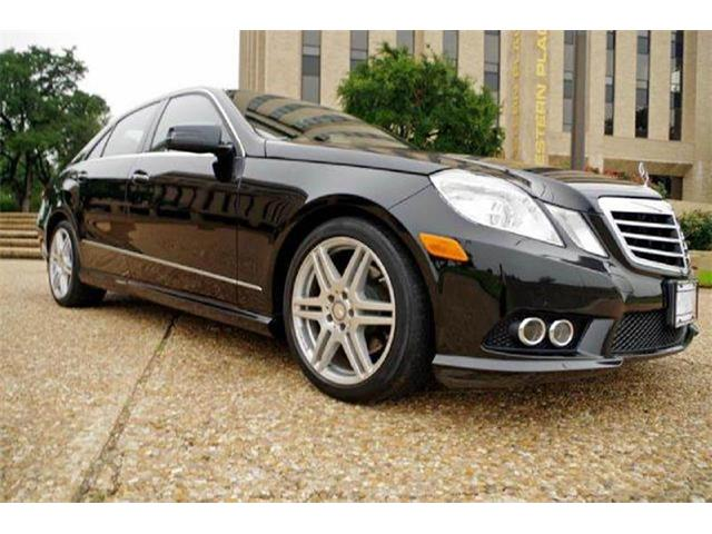 Picture of '10 Mercedes-Benz E-Class located in Fort Worth Texas Offered by  - O8V2