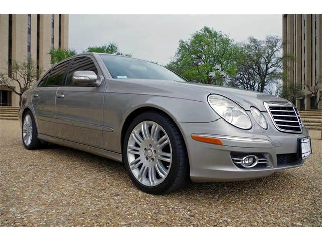 Picture of '08 Mercedes-Benz E-Class located in Fort Worth Texas - $11,900.00 - O8V7