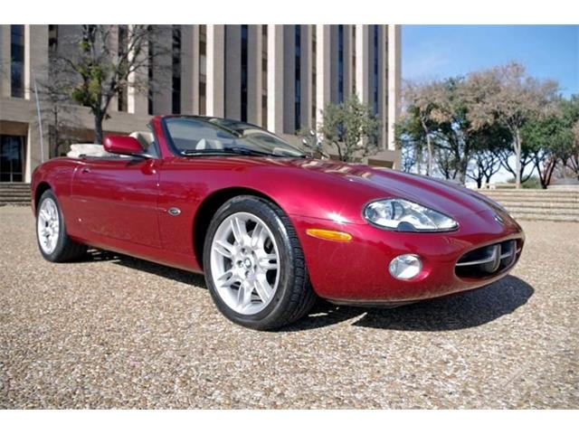 Picture of '01 XK - O8VB