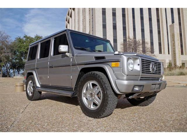 Picture of '05 G-Class - O8VC