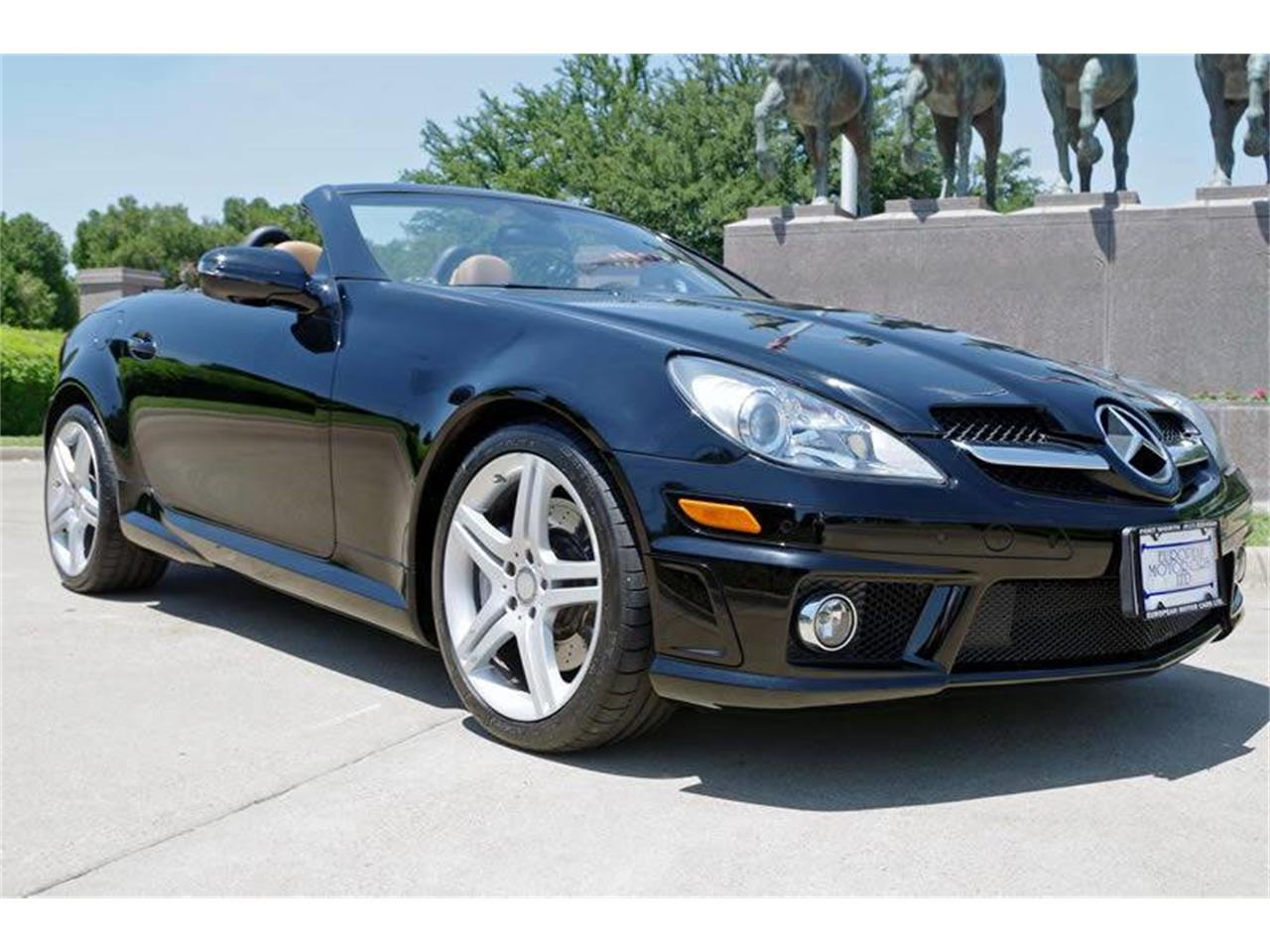 Picture of '11 SLK-Class - O8VE