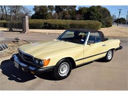 Picture of '79 450SL located in Fort Worth Texas - O8W3
