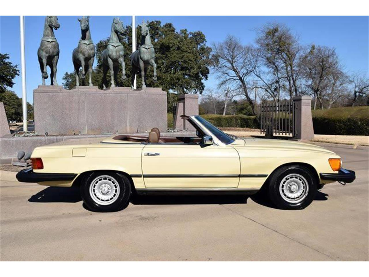 Large Picture of 1979 450SL - $17,900.00 Offered by European Motor Cars LTD - O8W3