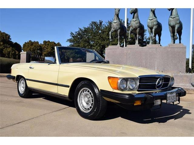 Picture of '79 450SL - O8W3
