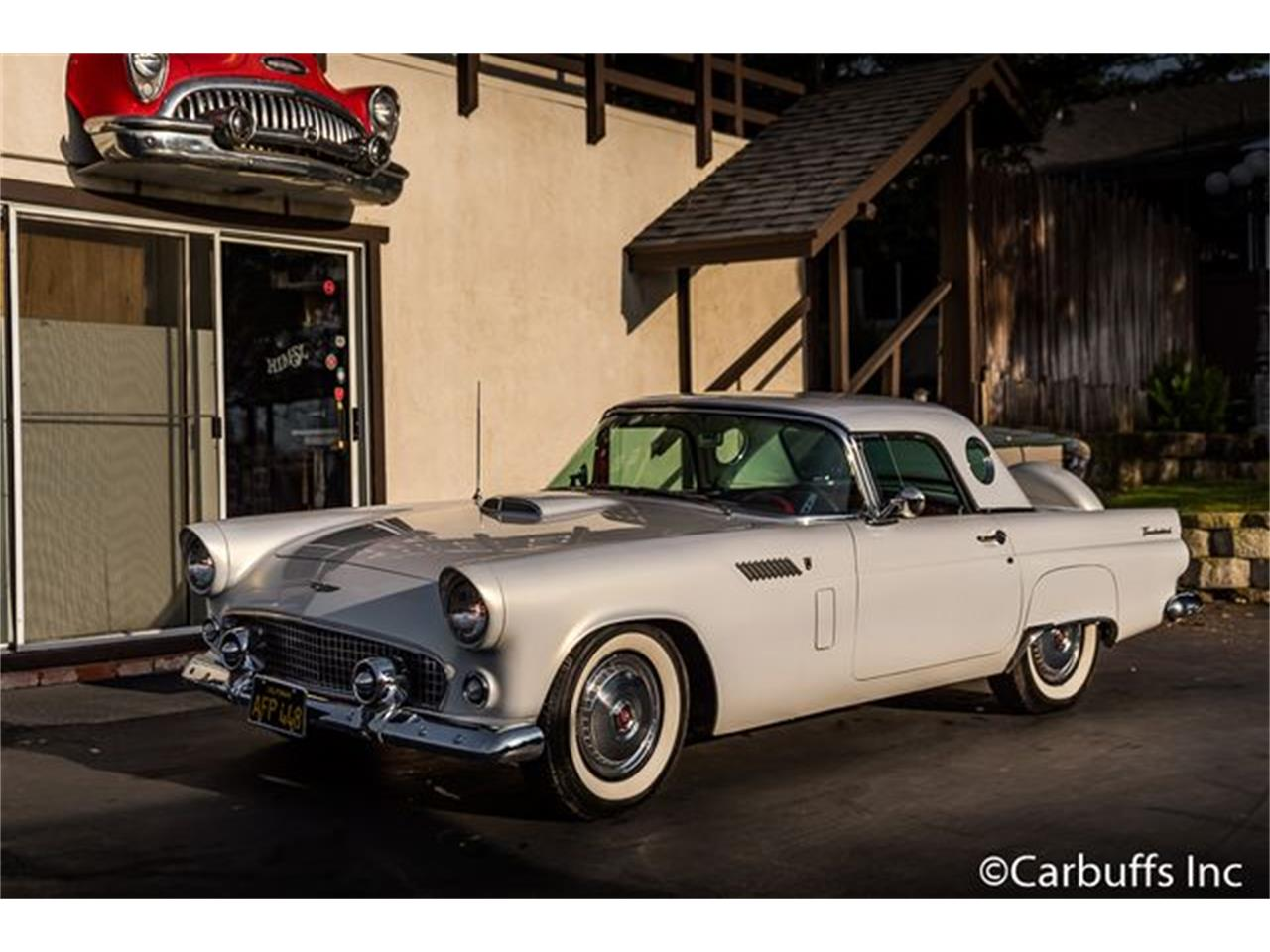 1956 Ford Thunderbird for Sale on ClassicCars.com