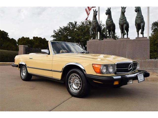 Picture of '80 450SL - O8W9