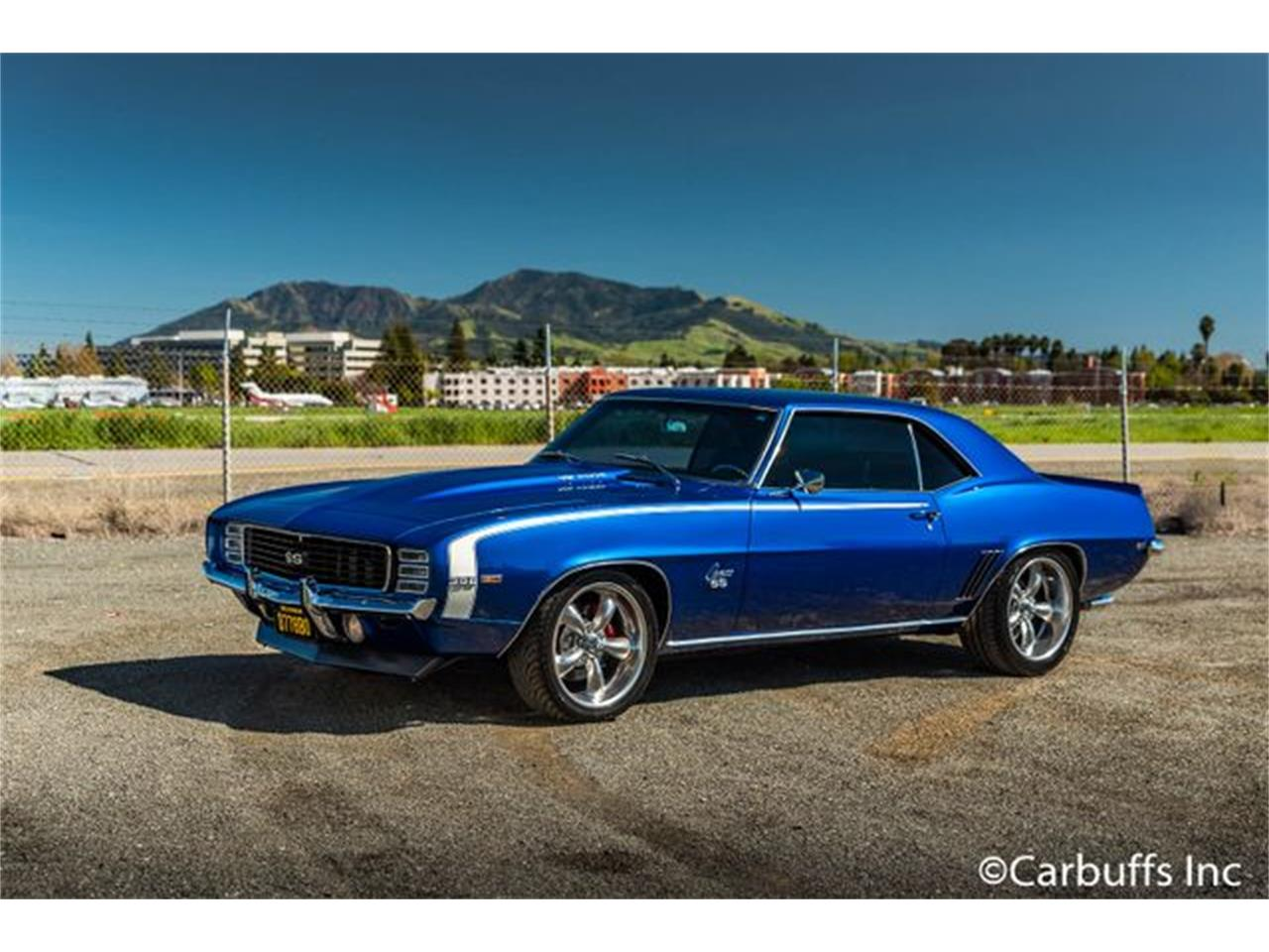 Picture of '69 Camaro - O8WG
