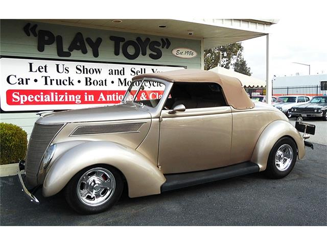 Picture of '37 Cabriolet - O8XC