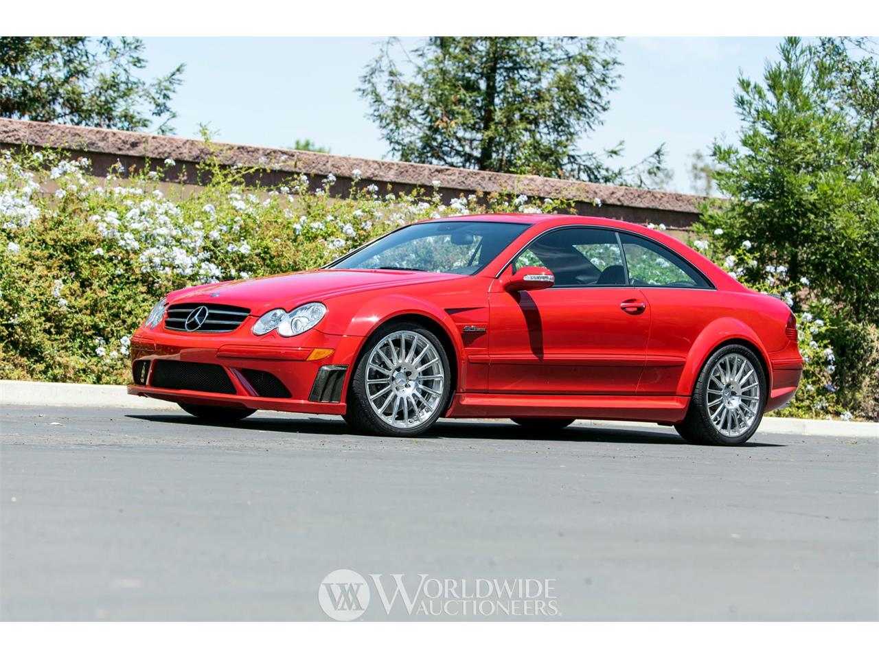 Picture of '08 CLK63 AMG Black Series - O80K