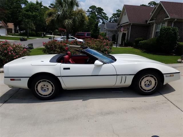 Picture of 1986 Chevrolet Corvette located in South Carolina - $6,700.00 - O8Y1