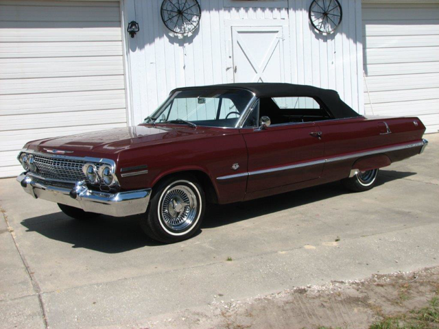 Picture of '63 Impala SS - O8Y9