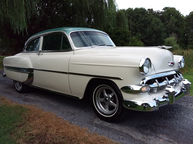 Picture of '54 Bel Air - O8YA