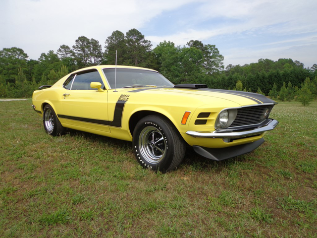 Picture of '70 Mustang Boss 302 - O8YF