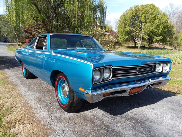 Picture of '69 Road Runner - O8YG