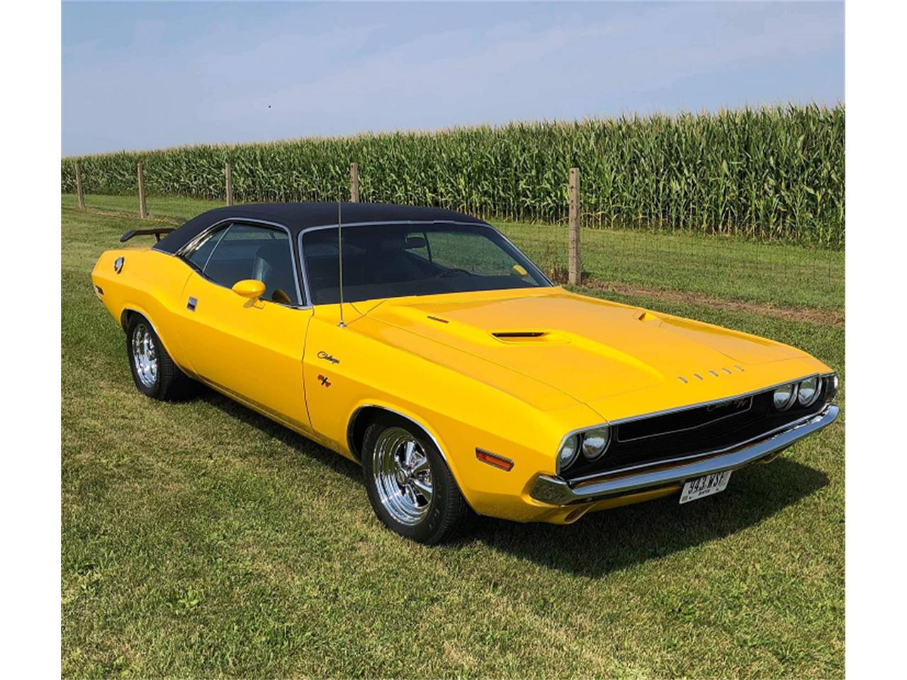 Picture of '70 Challenger - O8YO