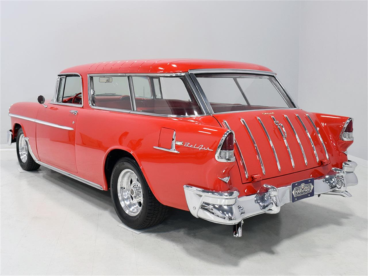 Large Picture of Classic '55 Chevrolet Nomad located in Macedonia Ohio - O8YP