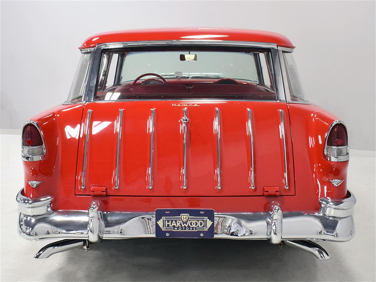 Large Picture of '55 Chevrolet Nomad - $69,900.00 - O8YP