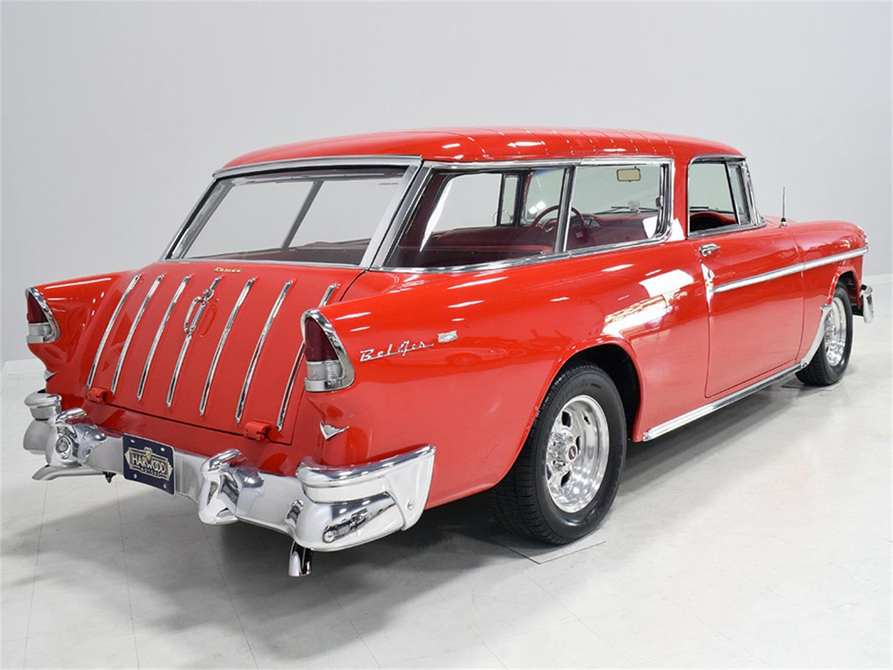 Large Picture of 1955 Chevrolet Nomad located in Ohio - $69,900.00 Offered by Harwood Motors, LTD. - O8YP