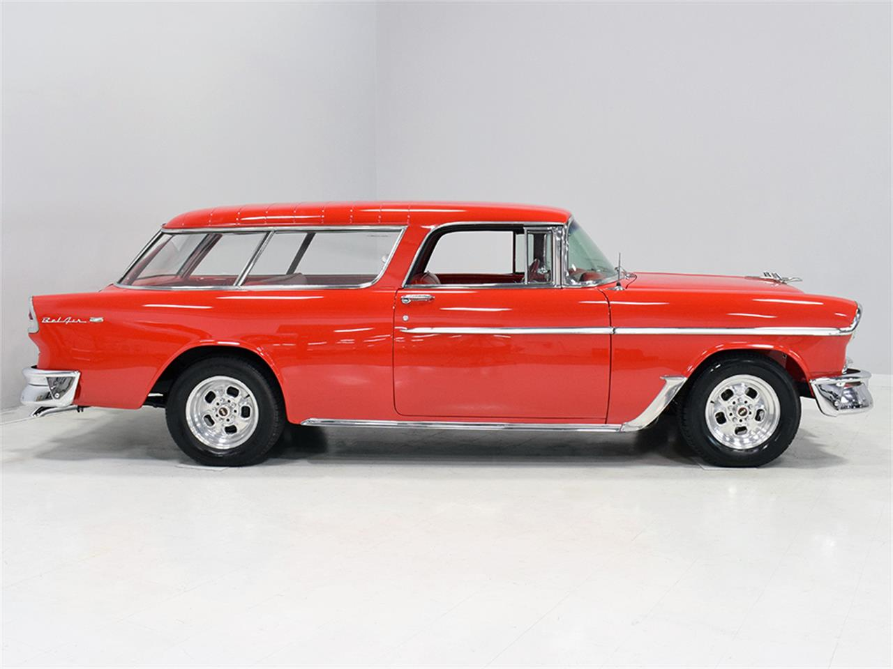 Large Picture of Classic 1955 Chevrolet Nomad Offered by Harwood Motors, LTD. - O8YP
