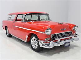 Picture of Classic 1955 Chevrolet Nomad located in Ohio - $69,900.00 Offered by Harwood Motors, LTD. - O8YP