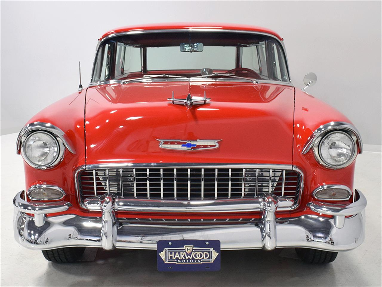 Large Picture of '55 Chevrolet Nomad - $69,900.00 Offered by Harwood Motors, LTD. - O8YP