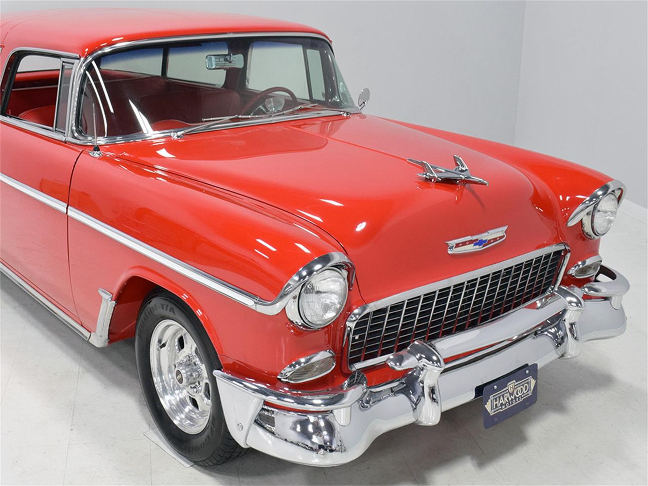 Large Picture of Classic '55 Nomad located in Macedonia Ohio - $69,900.00 Offered by Harwood Motors, LTD. - O8YP