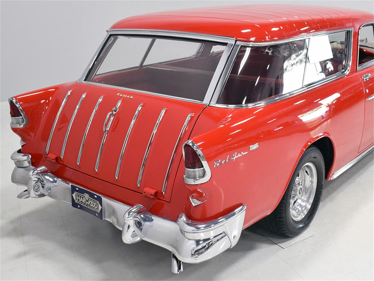 Large Picture of '55 Nomad - $69,900.00 Offered by Harwood Motors, LTD. - O8YP