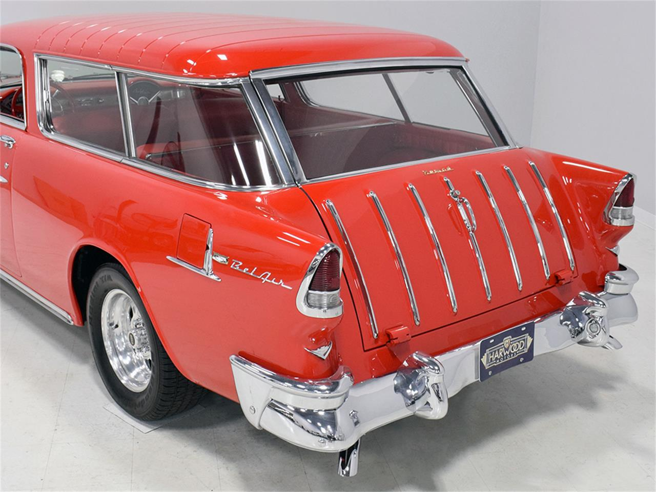 Large Picture of Classic 1955 Nomad Offered by Harwood Motors, LTD. - O8YP
