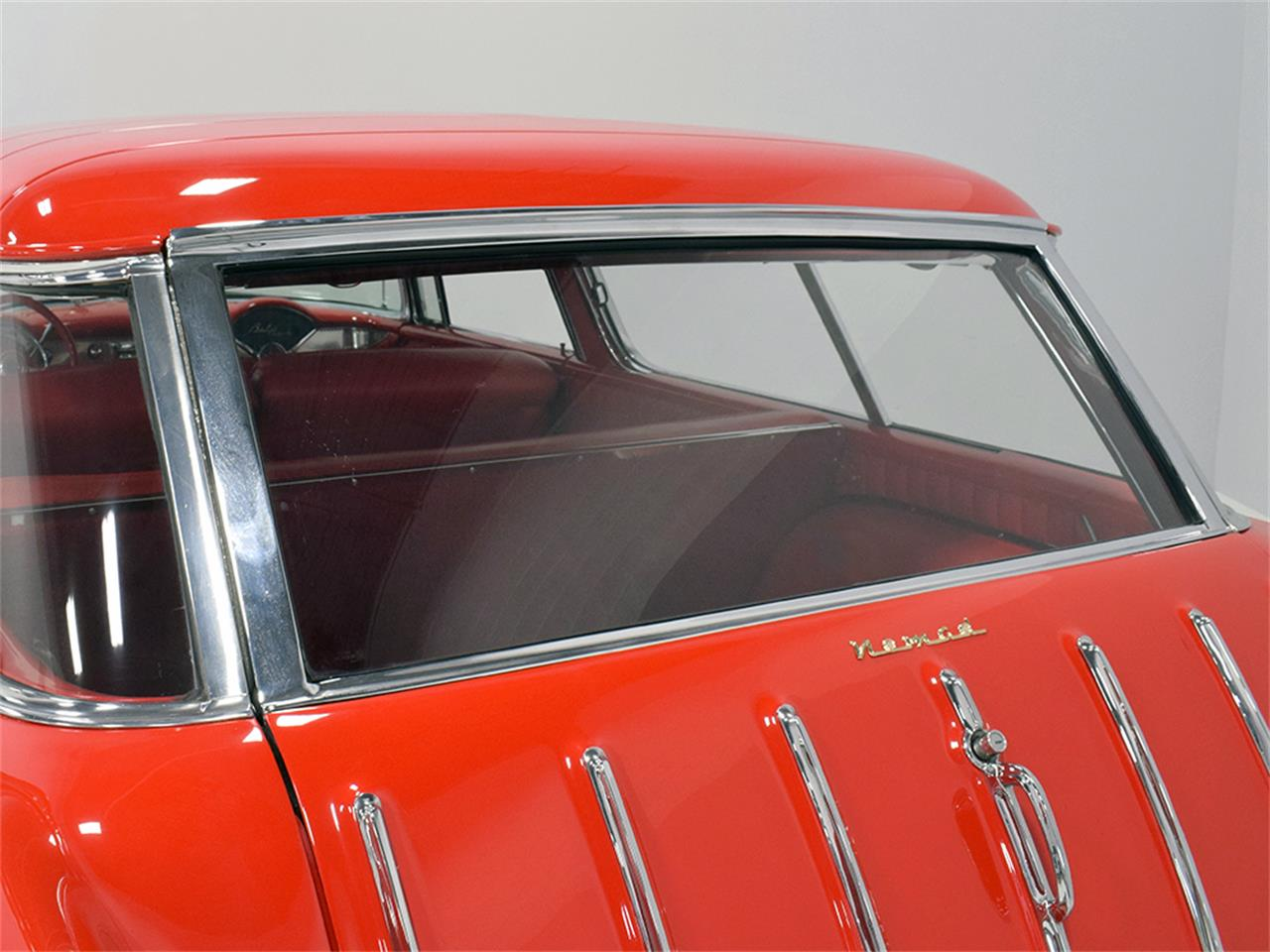 Large Picture of Classic 1955 Chevrolet Nomad located in Ohio - $69,900.00 - O8YP