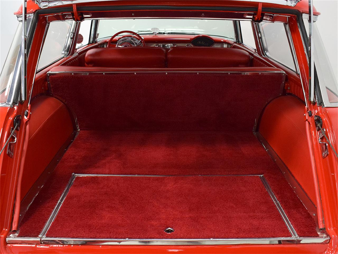 Large Picture of Classic 1955 Chevrolet Nomad located in Ohio - $69,900.00 Offered by Harwood Motors, LTD. - O8YP