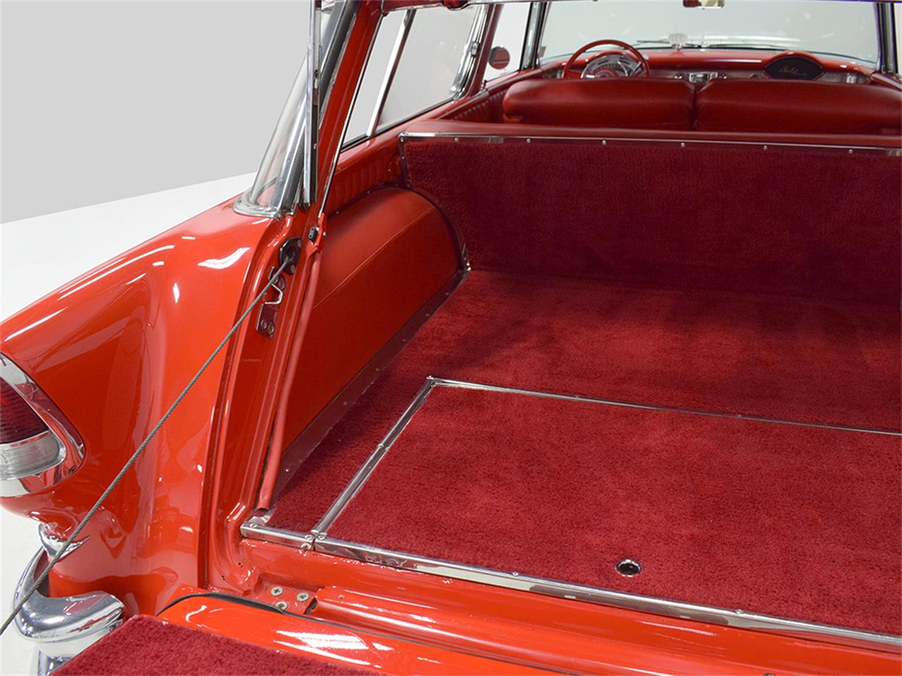 Large Picture of Classic 1955 Nomad located in Ohio - $69,900.00 Offered by Harwood Motors, LTD. - O8YP