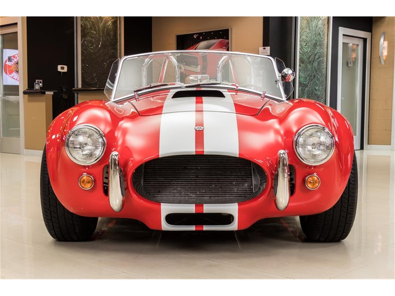 Large Picture of Classic '65 Cobra located in Michigan Offered by Vanguard Motor Sales - O8Z1