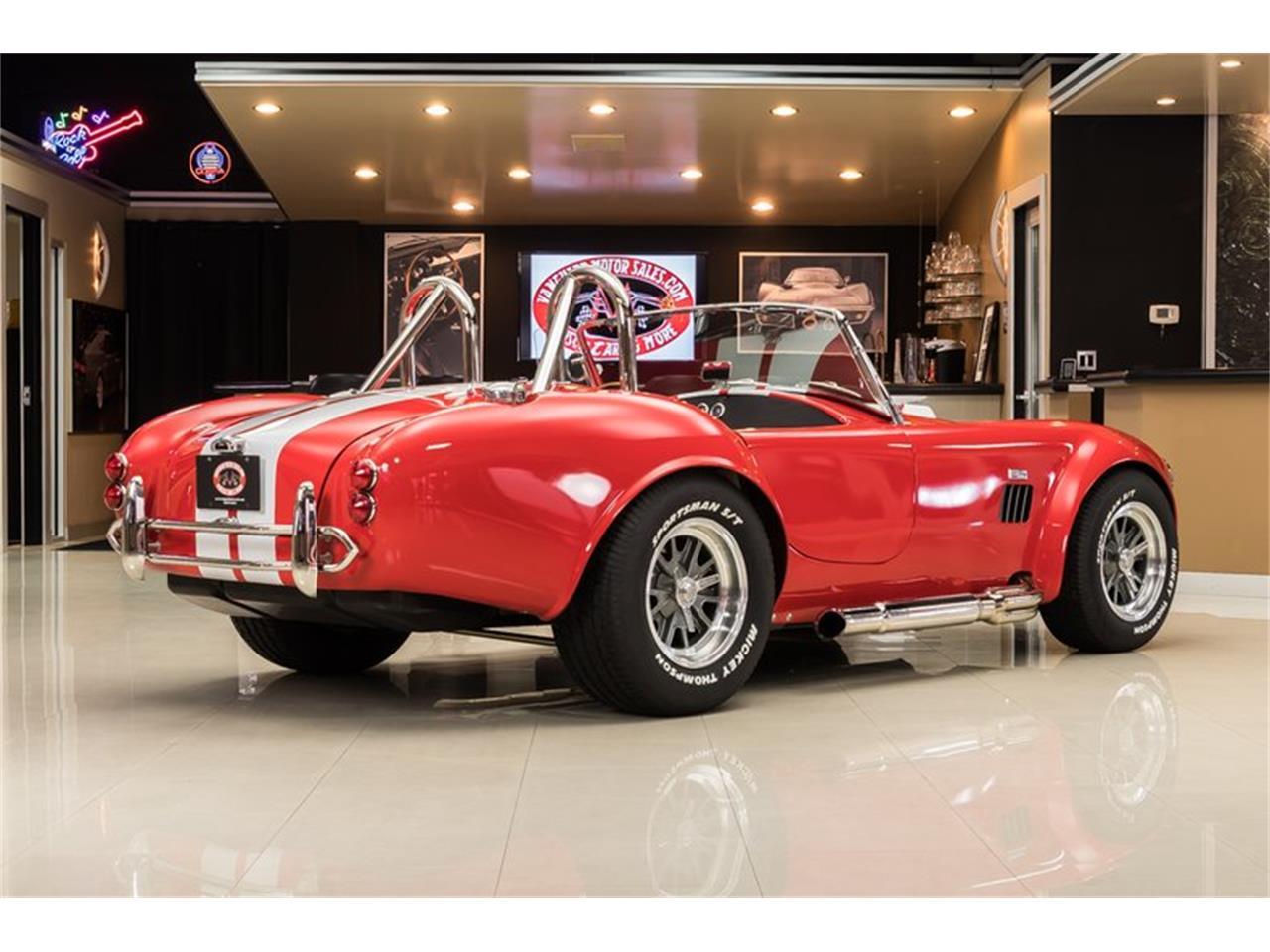 Large Picture of 1965 Cobra located in Michigan - $52,900.00 Offered by Vanguard Motor Sales - O8Z1
