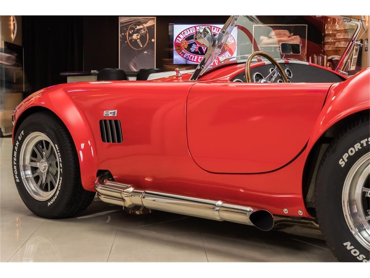 Large Picture of 1965 Shelby Cobra located in Michigan Offered by Vanguard Motor Sales - O8Z1