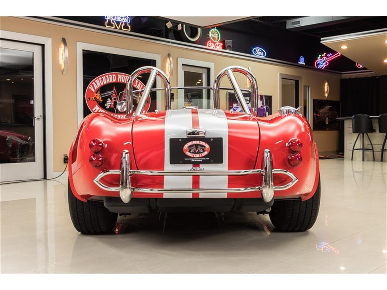 Large Picture of '65 Shelby Cobra - $52,900.00 Offered by Vanguard Motor Sales - O8Z1