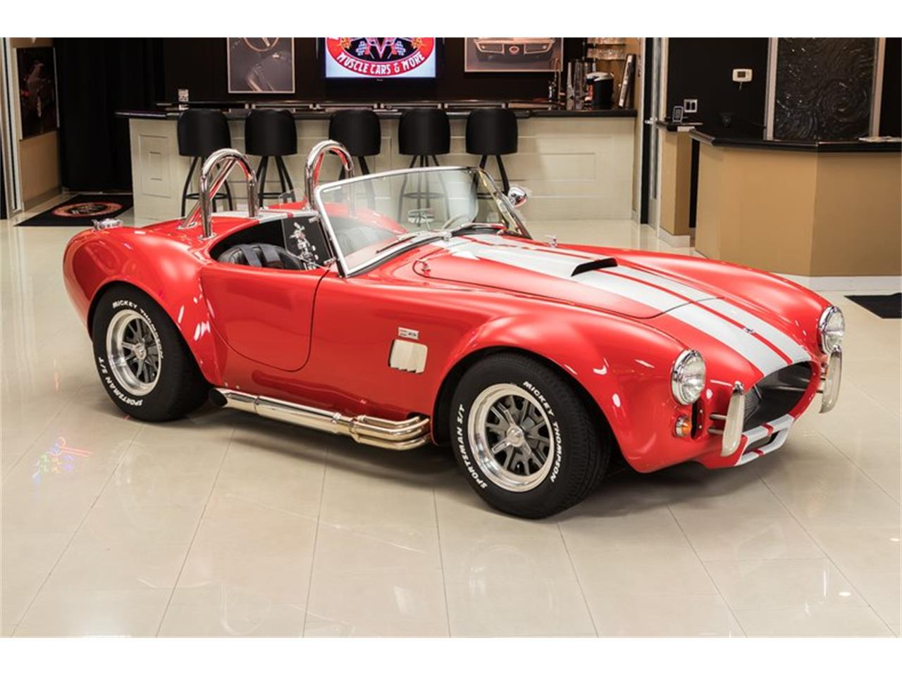 Large Picture of '65 Shelby Cobra located in Michigan Offered by Vanguard Motor Sales - O8Z1