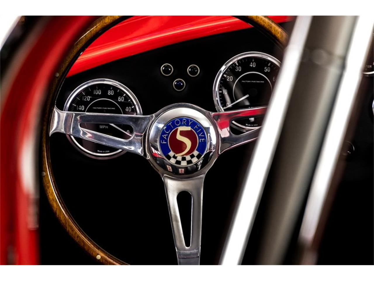 Large Picture of Classic '65 Shelby Cobra Offered by Vanguard Motor Sales - O8Z1