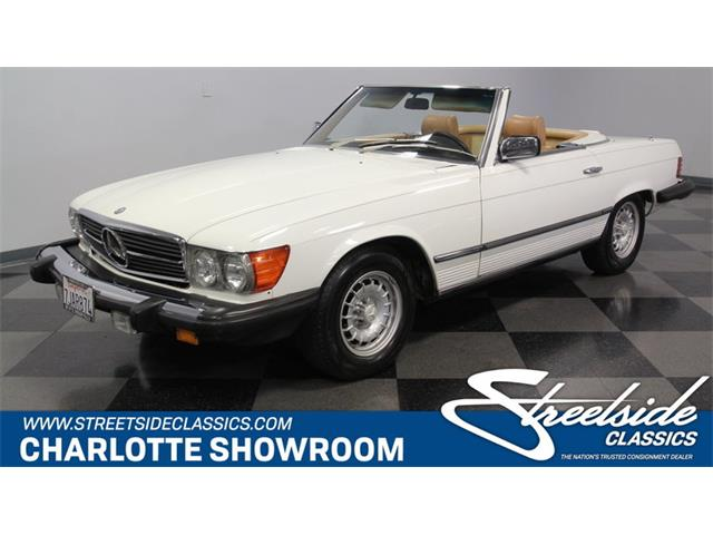 Picture of '81 380SL - O8Z6