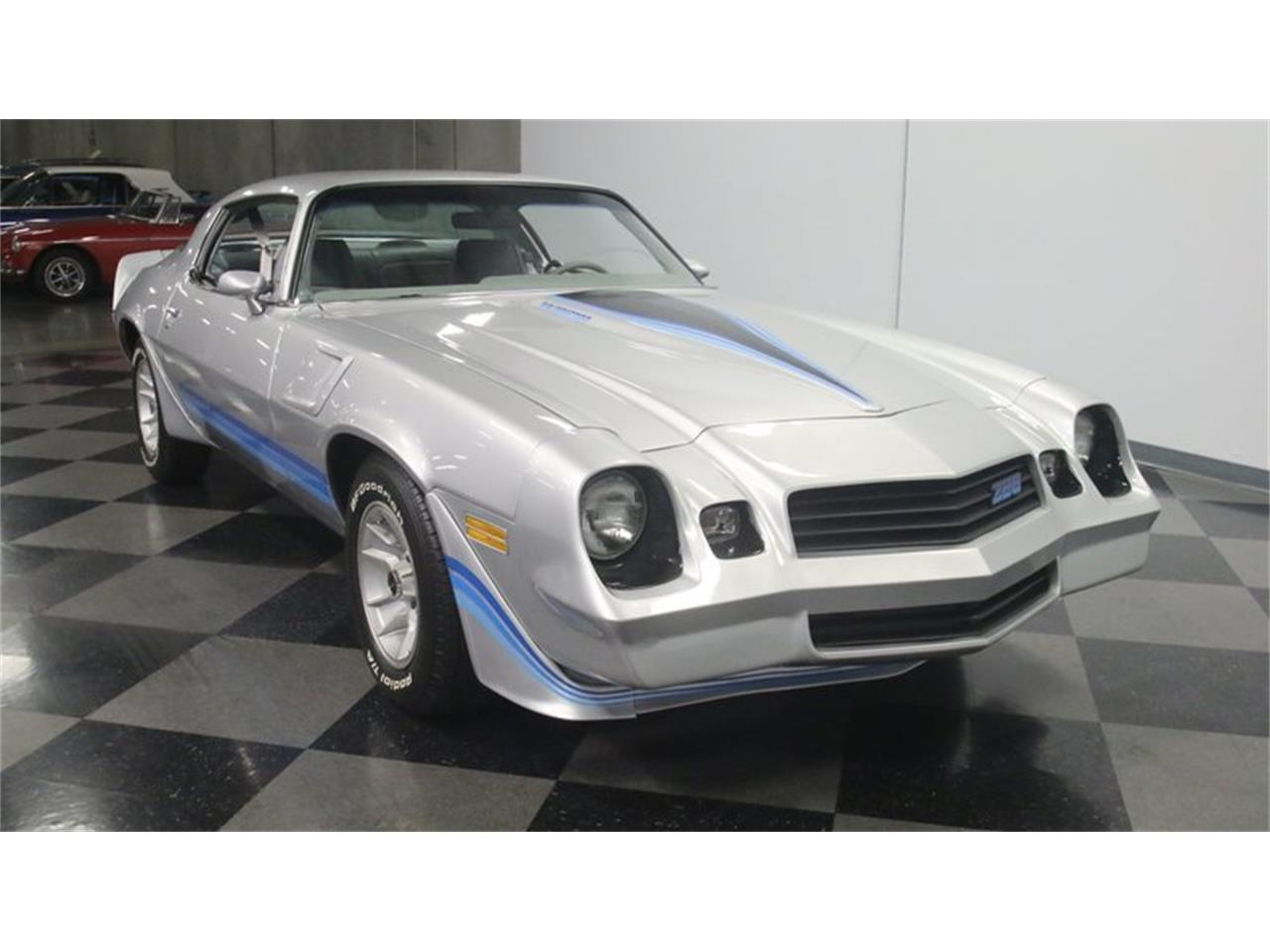 Large Picture of '80 Chevrolet Camaro located in Georgia Offered by Streetside Classics - Atlanta - O8Z8