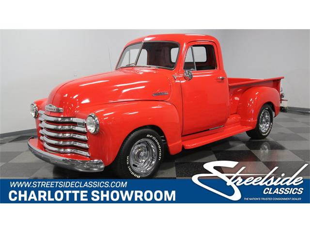 Picture of '50 Chevrolet 3100 located in Concord North Carolina - $33,995.00 Offered by  - O8Z9