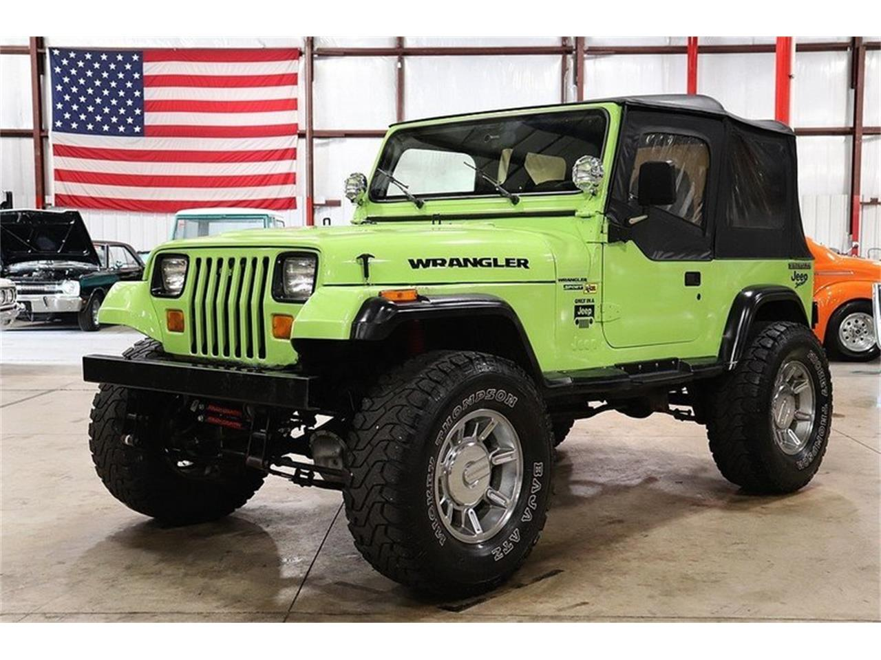 Picture of '90 Wrangler - O8ZX