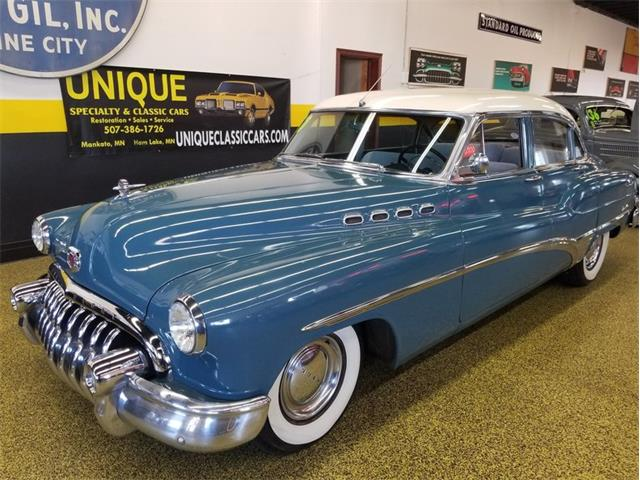 Picture of '50 Roadmaster - O908