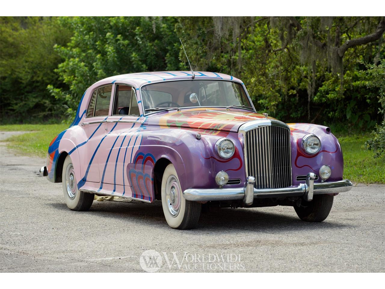 Picture of '56 S1 Psychedelic Replica - O80W