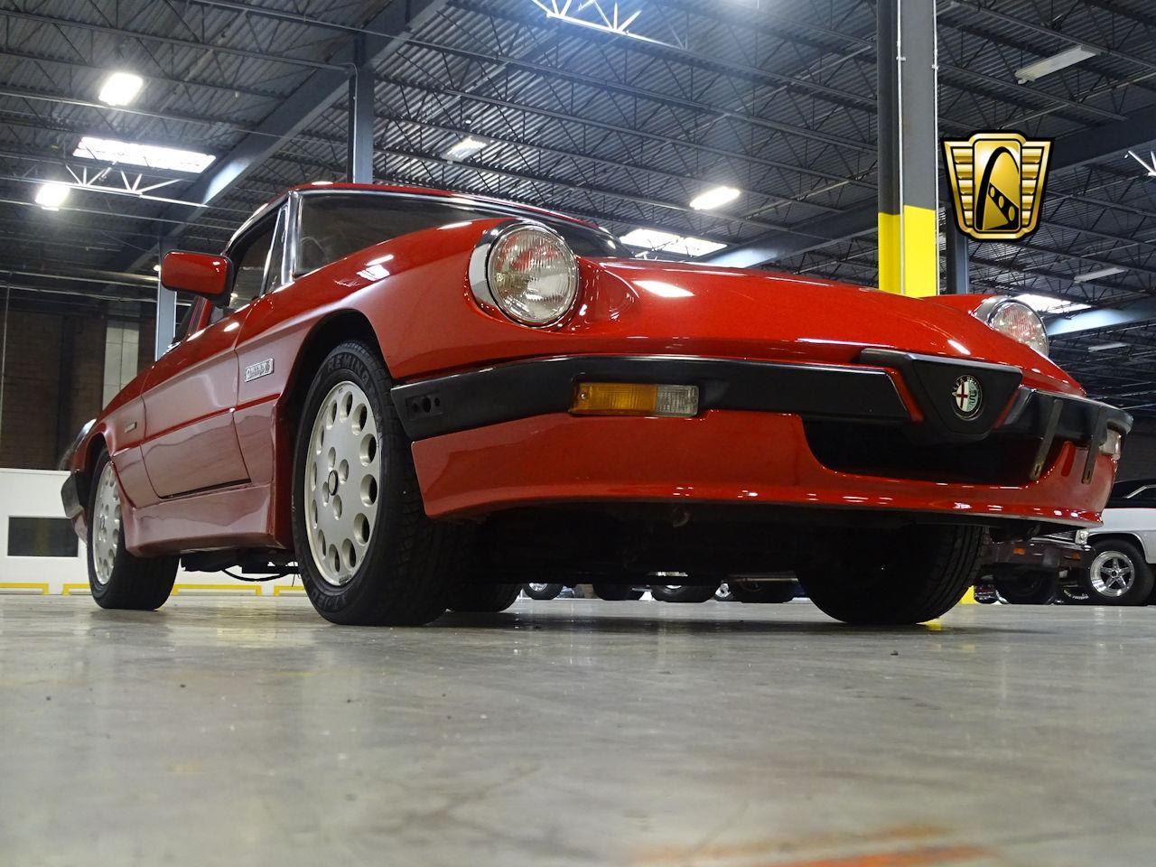 1989 Alfa Romeo Spider For Sale Cc 1131459 Large Picture Of 89 O91f