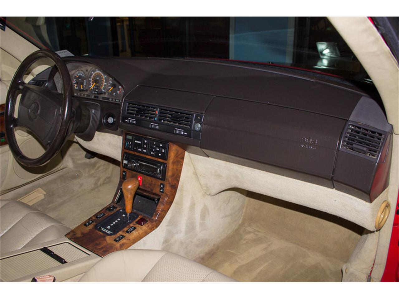 1991 Mercedes Benz 500 For Sale Cc 1131470 500sl Timing Belt Large Picture Of 91 O91q