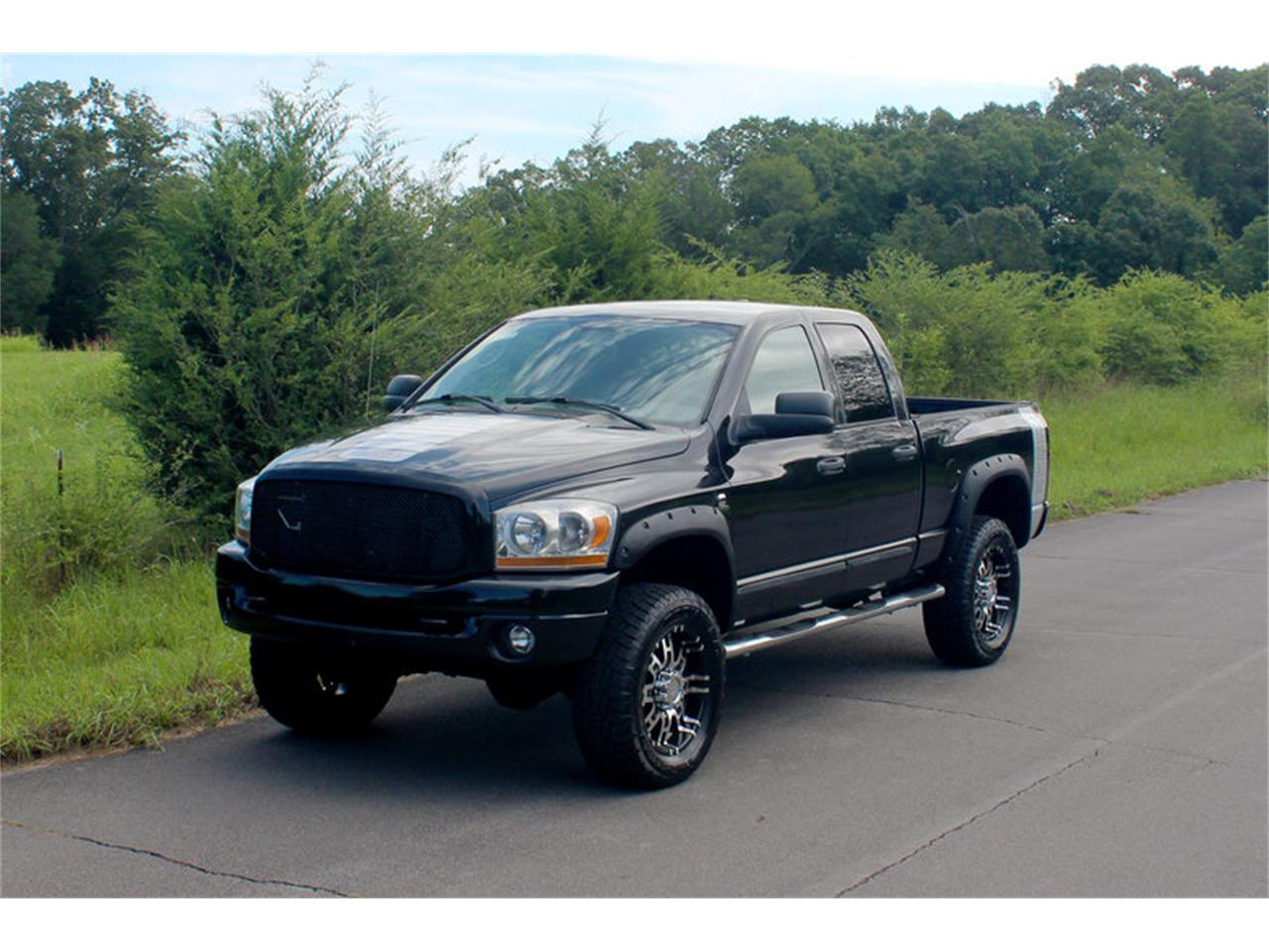 Large Picture of '06 Ram - O91U